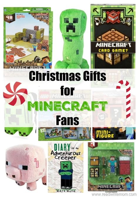 minecraft christmas gift ideas for the gamer