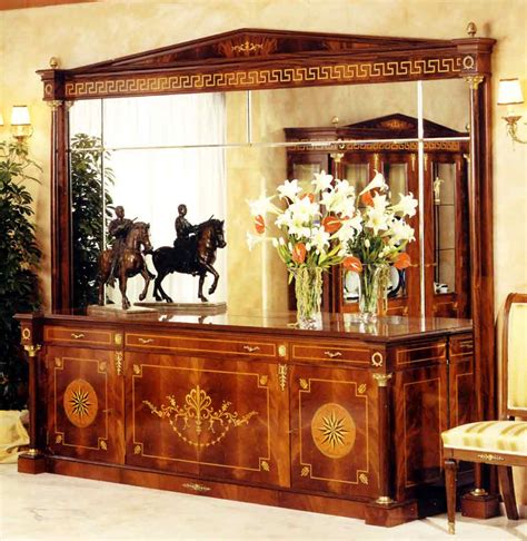187 empire dining room furniture in spanish styletop and