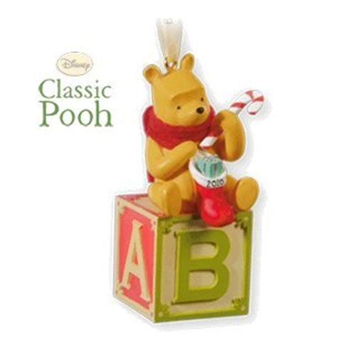 amazon com baby s first christmas winnie the pooh 2010