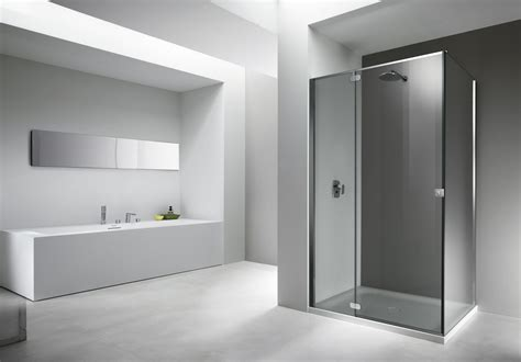 box doccia senza telaio cabine doccia senza telaio i vantaggi design minimal