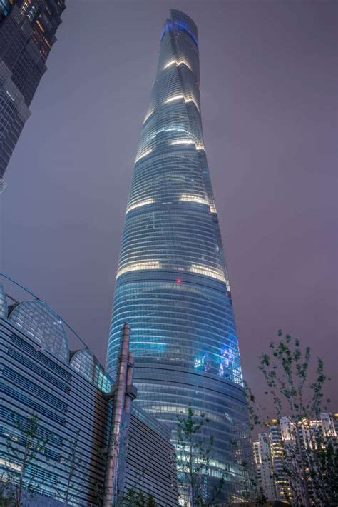 Commercial Building Plans by Shanghai Tower