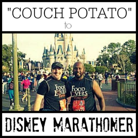 from couch potato to fit reader success story i ran the 2011 disney world marathon