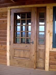 Rustic Wood Front Doors Rustic Entry Doors Get Free Quotes Today
