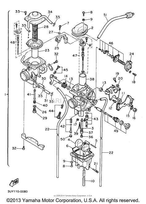 yamaha ttr 125 carburetor diagram yamaha ttr wiring diagram