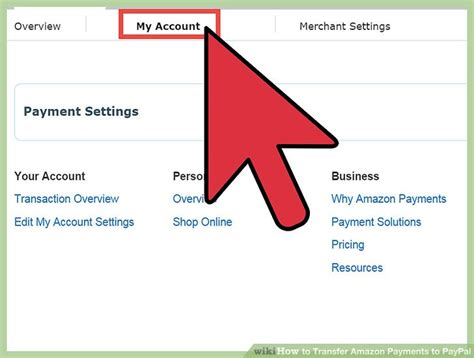 Transfer Amazon Gift Card Balance To Paypal - how to transfer amazon payments to paypal 14 steps