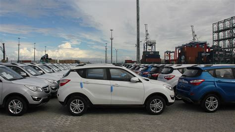 Port Cars port bronka starts up car handling facility
