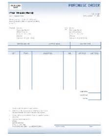 office purchase order template best photos of purchase order template word 2010
