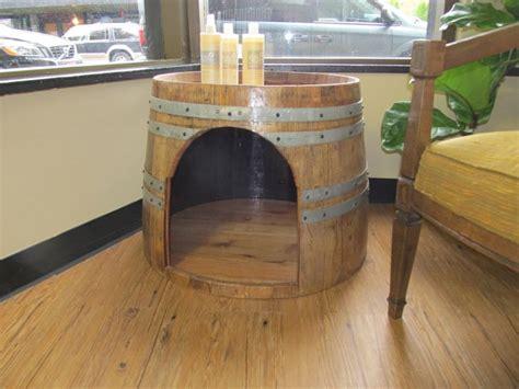 wine barrel dog house best 25 wine barrel dog bed ideas on pinterest barrel