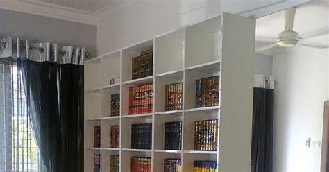 Rak Buku Perpustakaan Di Rumah razthome tempahan perabut kabinet dapur almari meja
