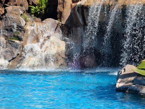 swimming pool waterfalls westin maui resort spa photo gallery family vacation hub