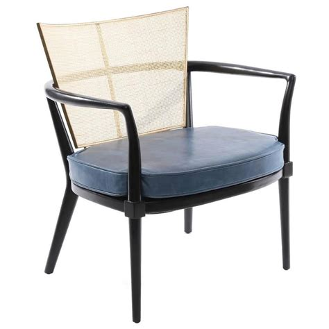 Johnson Chair by Bert For Johnson Ebonized Lounge Chair For Sale At