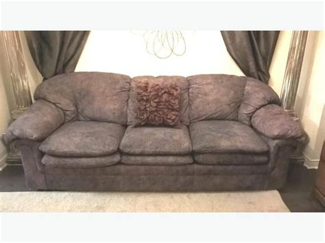 super couch super comfy 7ft long brown couch can deliver gloucester