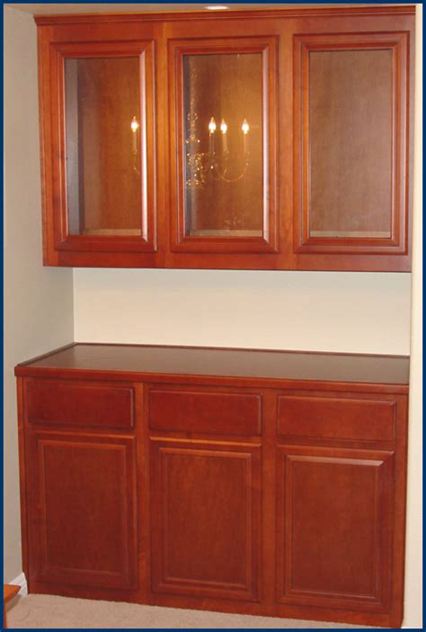 Butler Pantry Cabinets by Hanson House Kitchen Cabinets