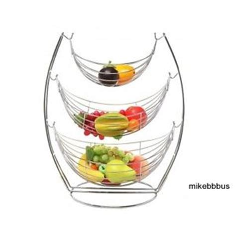 Countertop Fruit Basket by Fruit Stand Ebay