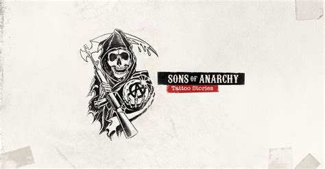 sons of anarchy tattoo sons of anarchy stories