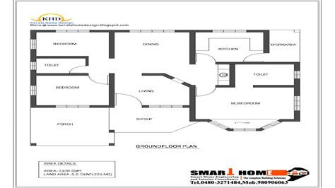 best single story house plans single floor house plans best one story house plans 4