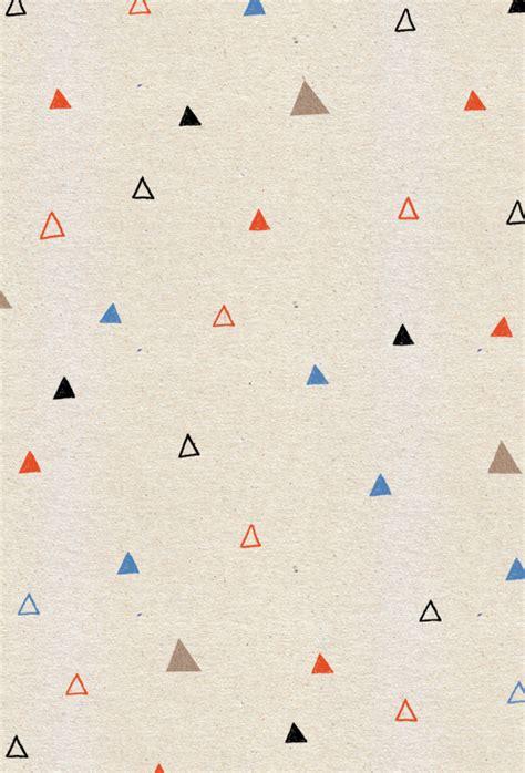 simple pattern tumblr simple triangles pattern スマホ壁紙 ガーリーでシンプルな無料壁紙まとめ