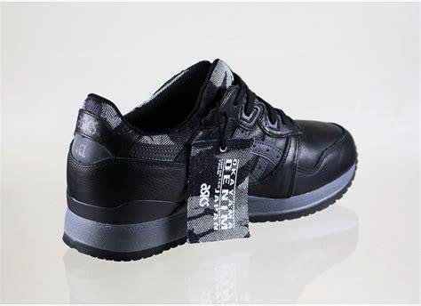 Asics Gel Lyte Iii 03 asics gel lyte iii black camo the sole supplier