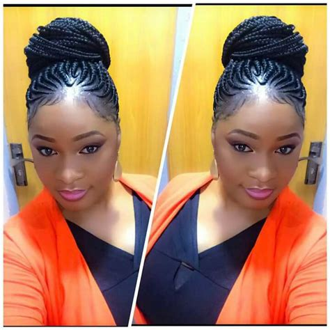 ghana weaving hairstyles latest trend of hairstyle and haircut 7 ghana weaving styles you should try amillionstyles com