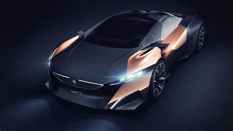 peugeot concept cars peugeot onyx set for public debut at goodwood festival of