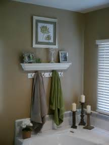 bathroom shelf idea master bathroom following friends