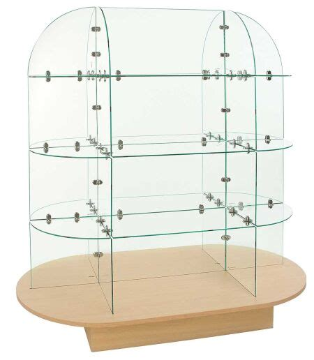 glass display shelves glass display shelves