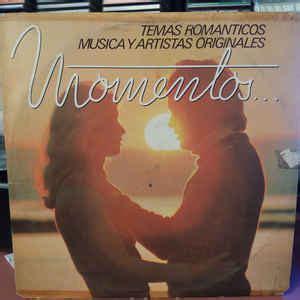 Release Letter Esos various momentos temas rom 225 nticos musica y artistas originales vinyl lp at discogs