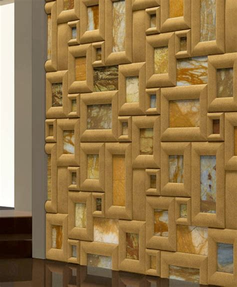 interesting wall decor wall tiles by pelle pietra