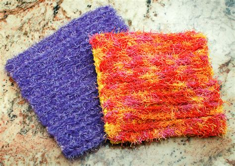 how to knit a scrubby free scrubby crochet dishcloth patterns crochet
