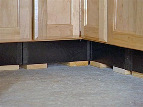 Cabinet Filler Against Wall - how to replace kitchen cabinets how tos diy