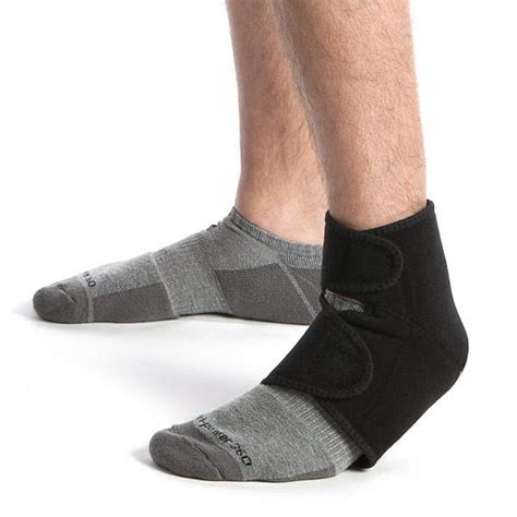 Ankle Pro Wrap Pw170 magnetic ankle wrap promagnet