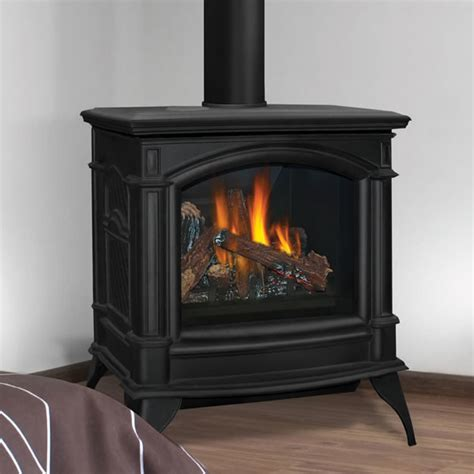 gds60 in napoleon direct vent cast iron gas stove modern