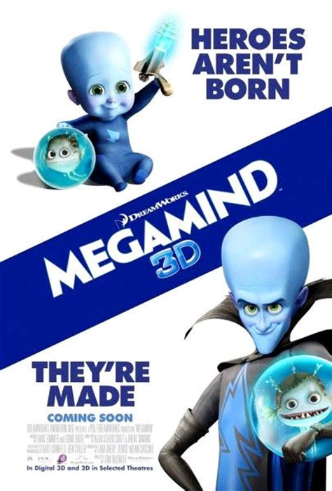 Are They Or Arent They by Heroes Aren T Born They Re Made Megamind Image