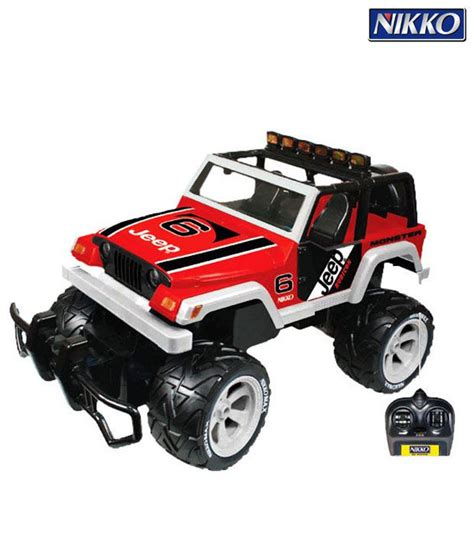 Toys R Us Jeep Nikko Jeep Rubicon R C 1 14 Buy Nikko Jeep