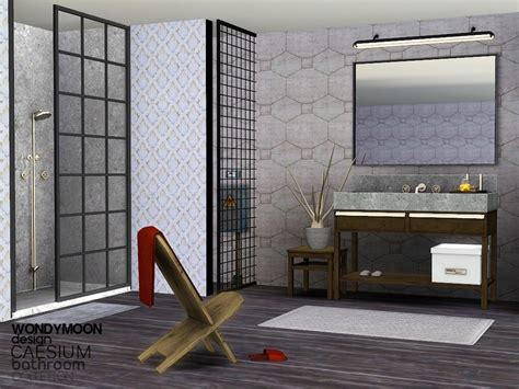 sims 3 bathroom wondymoon s caesium bathroom