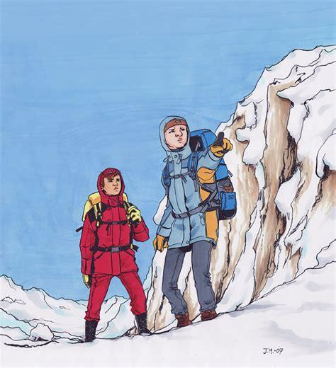 Snow Fanta spirou and fanta in snow color by jemppu on deviantart