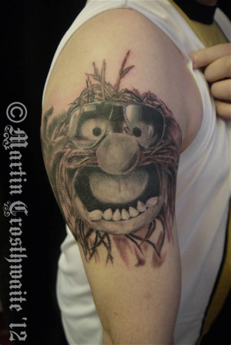 tattoo animal muppets animal muppet tattoo by mxw8 on deviantart
