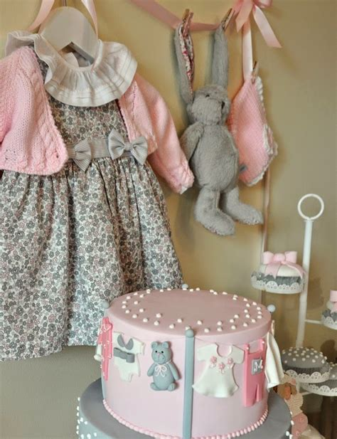 kara s ideas pink gray baby shower ideas decor