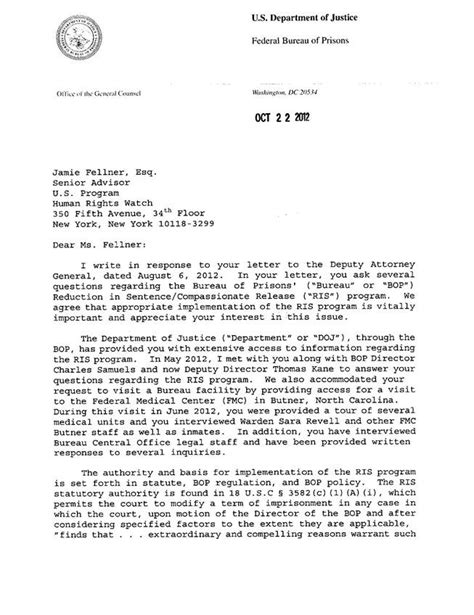 Work Release Letter To Judge Letter Of Recommendation For Inmate Release Articleezinedirectory