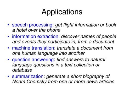 noam chomsky biography ppt ppt research topics natural language processing image