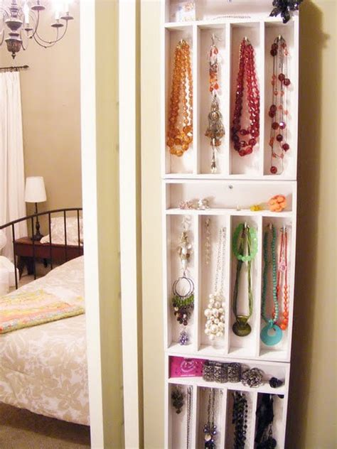cool storage ideas 67 cool jewelry storage ideas shelterness