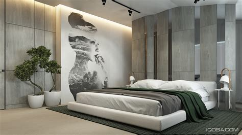 Bedroom Wall Texture Designs Home Interior Design Combining With Cool Wall Texture And Soft Color Palette Roohome Designs