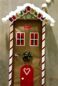 Door Decoration Ideas For Christmas 50 best christmas door decoration ideas 2016 i love pink