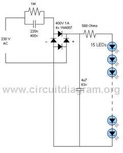 Led Light Bulbs Circuit Diagram Led L Circuit Circuitdiagram Org