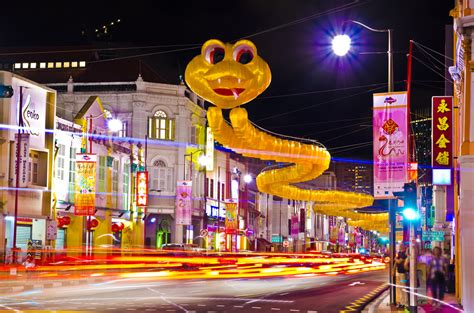 new year 2015 singapore china town singapore chinatown new year decoration time