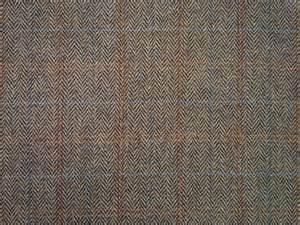 Grey Chenille Upholstery Fabric Harris Tweed Fabric Harris Tweed 100 Wool Fabric Thorn