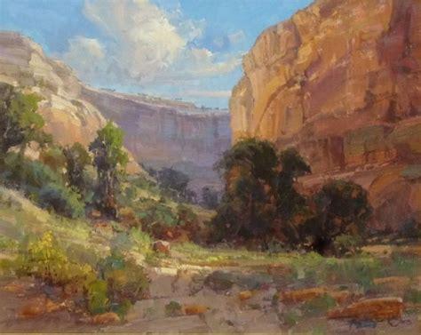 Landscape Paintings Utah Quot Capitol Reef Quot Kathryn Stats 20x30 On Canvas Utah