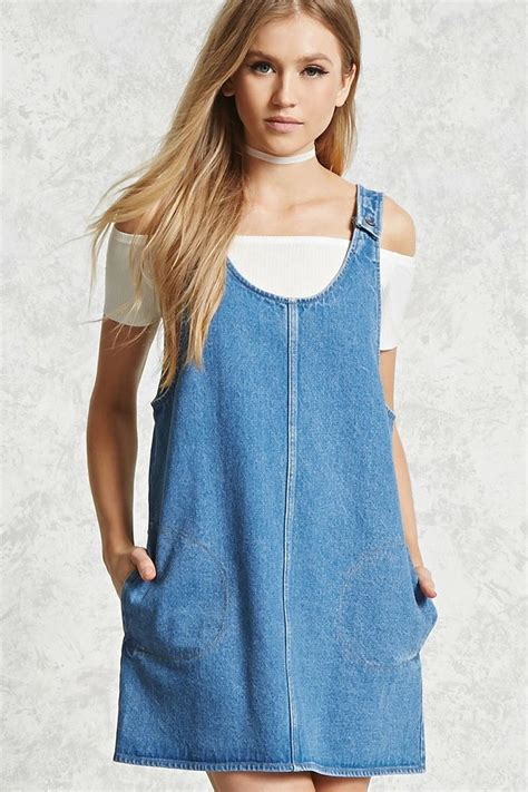 Dress Overall Overall best 25 denim overall dress ideas on denim