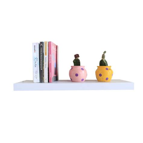 Jual Beli Rak Dinding Minimalis Floating Shelf Complete Set Fs 100 jual kayu manis malist mlp60 floating shelves rak dinding minimalis putih 60 cm
