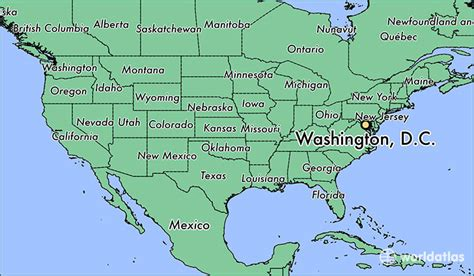 map showing washington dc in usa where is washington d c dc washington d c